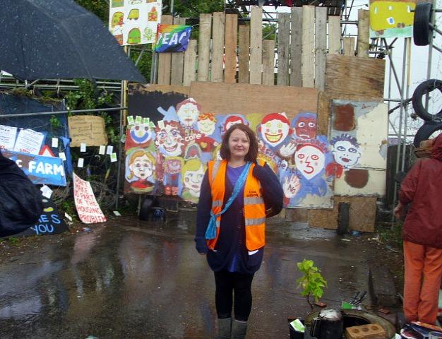 pre-evictionphotoofSusannahatDaleFarm