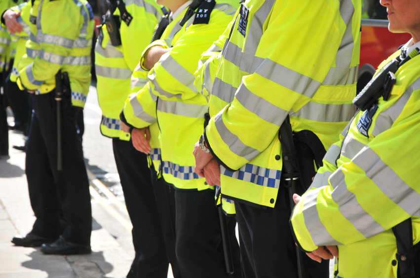 Only five police officers have been dismissed in the last three years for misconduct