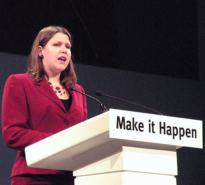 Jo Swinson by Keith Edkins