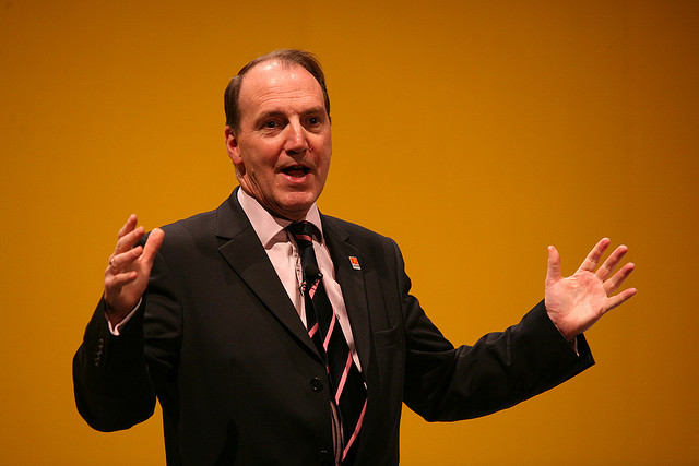 Simon Hughes, Flickr, Creative Comms licence, Liberal democrats