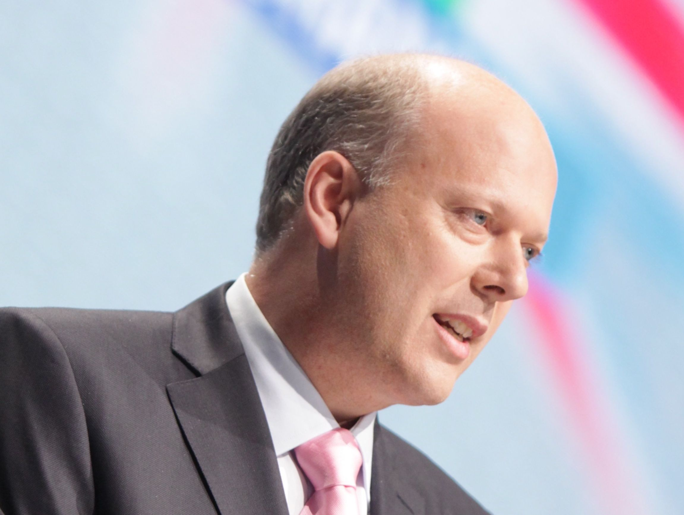 Grayling's rehabilitation revolution 'set up to fail'