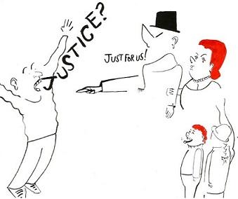 justice- Rhiannon Hughes