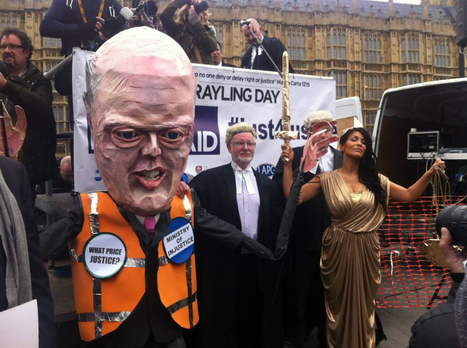 Government to reverse Grayling's disastrous 'rehabilitation revolution'
