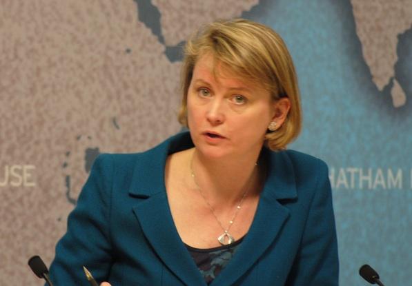 Yvette Cooper, Chatham House, Flickr
