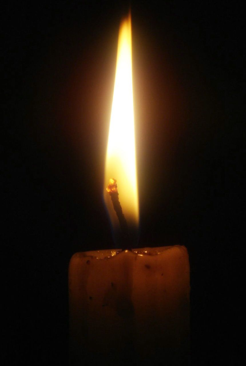 Candle, from flickr by Kalyan Kanuri