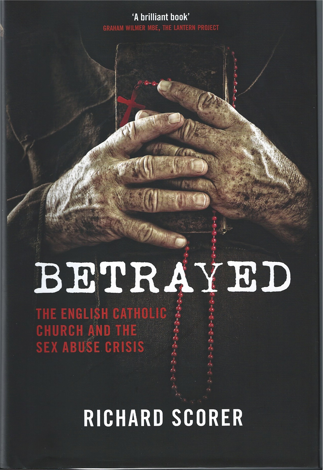 Betrayed cover
