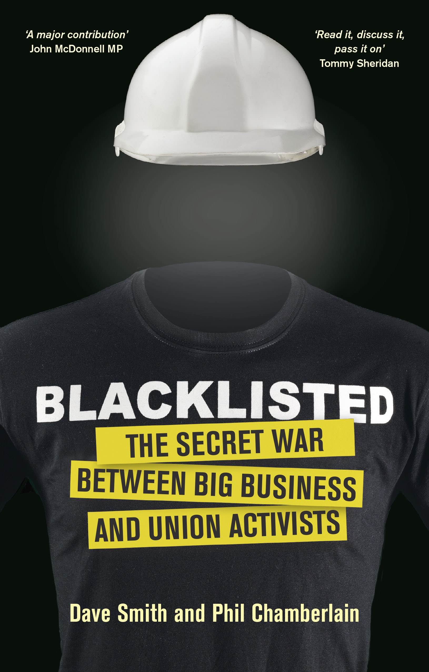 'Blacklisted' book cover - more www.newint.org/books/politics/blacklisted-secret-war