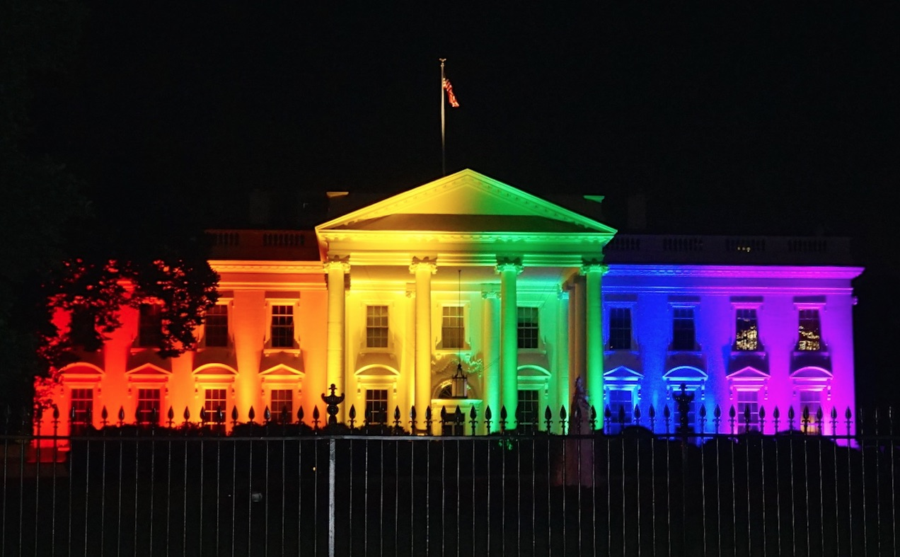 Celebrating a new America #lovewins, Ted Eytan, Creative Comms