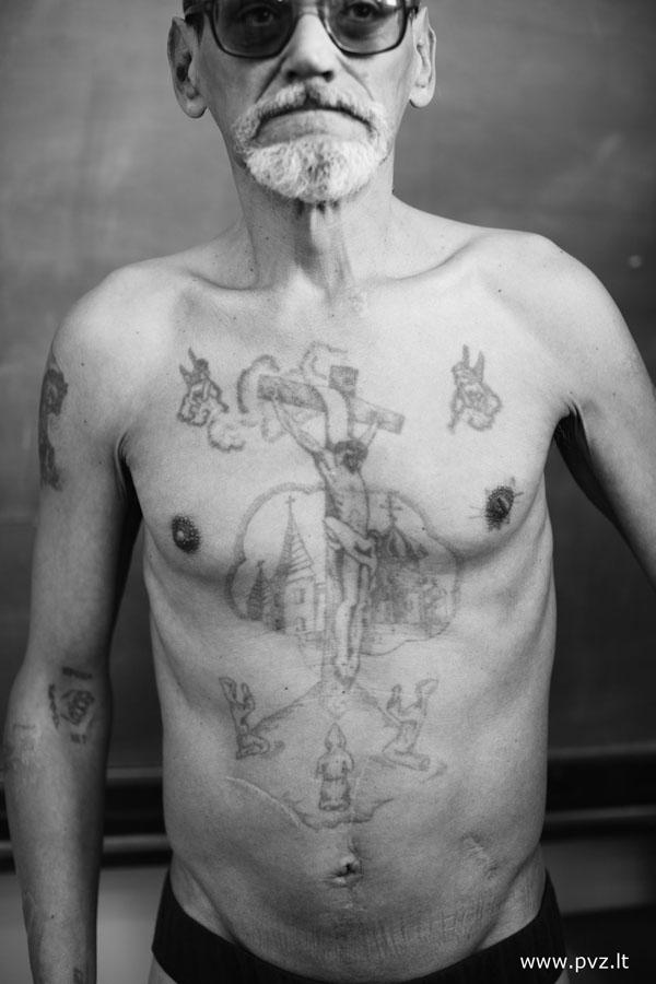 From Flickr, Prison Art, www.pvz.lt