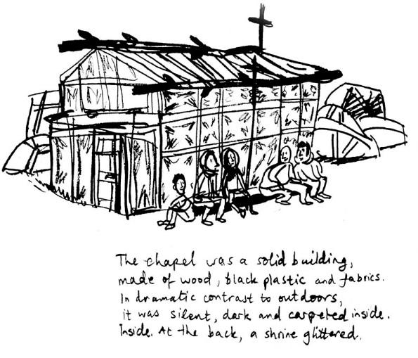 Calais chapel