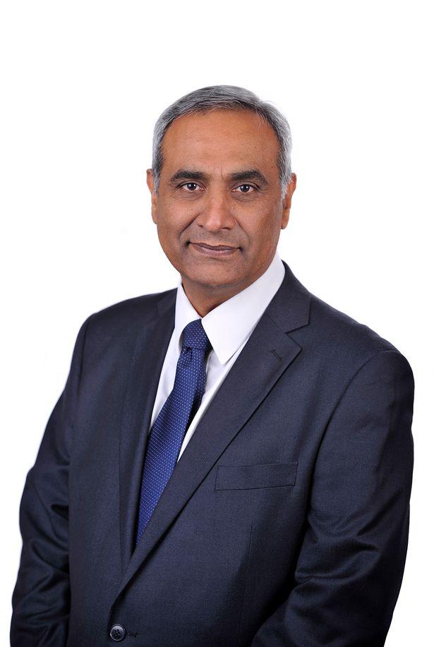 Former detective sergeant, Gurpal Virdi.