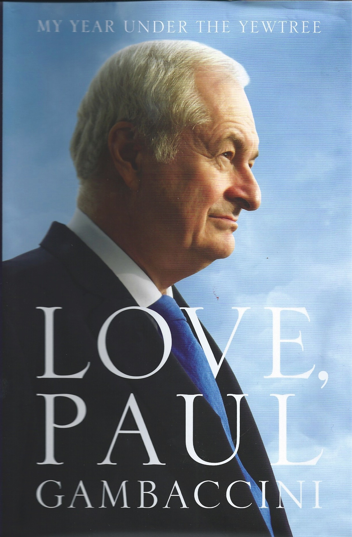 Paul Gambaccini book