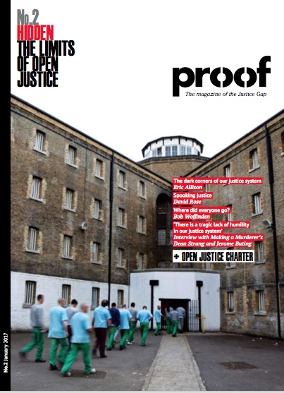 Proof issue 2 cover