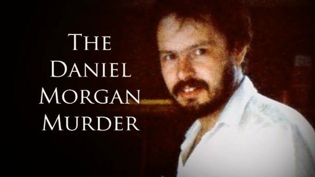 Daniel Morgan's murder is the subject of a series of podcasts by Peter Jukes