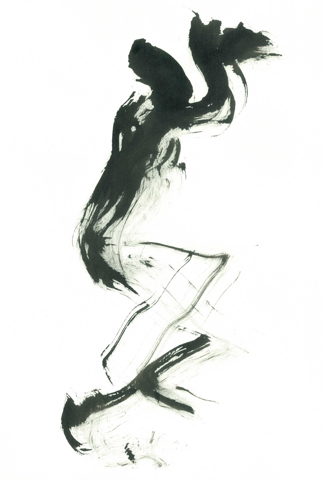 Sketch by Isobel Williams from Proof magazine