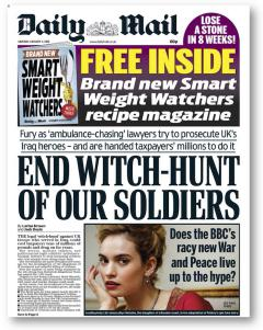 2dailymailfrontpage