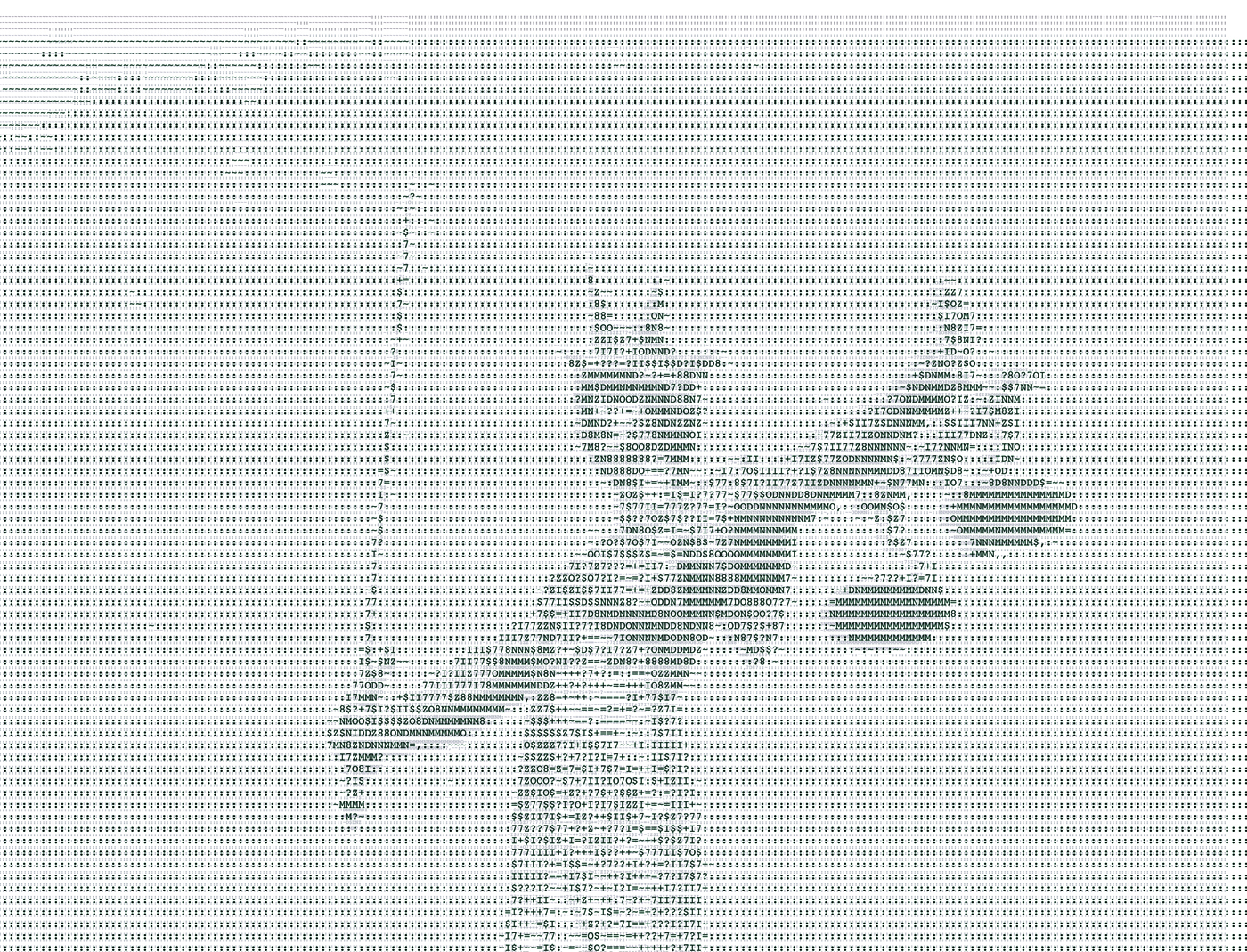 Glassgiant.com - JPEG / JPG Picture to ASCII Art Generator