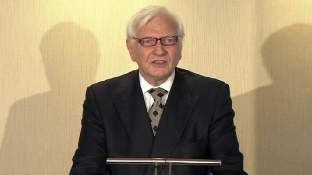 Harvey Proctor at press conference in August 2015