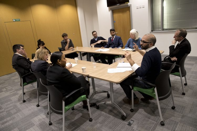 """Justice Alliance/Justice Gap  PROOF MAGAZINE   Roundtable Discussion – """"Be Afraid Without Legal Aid"""""""