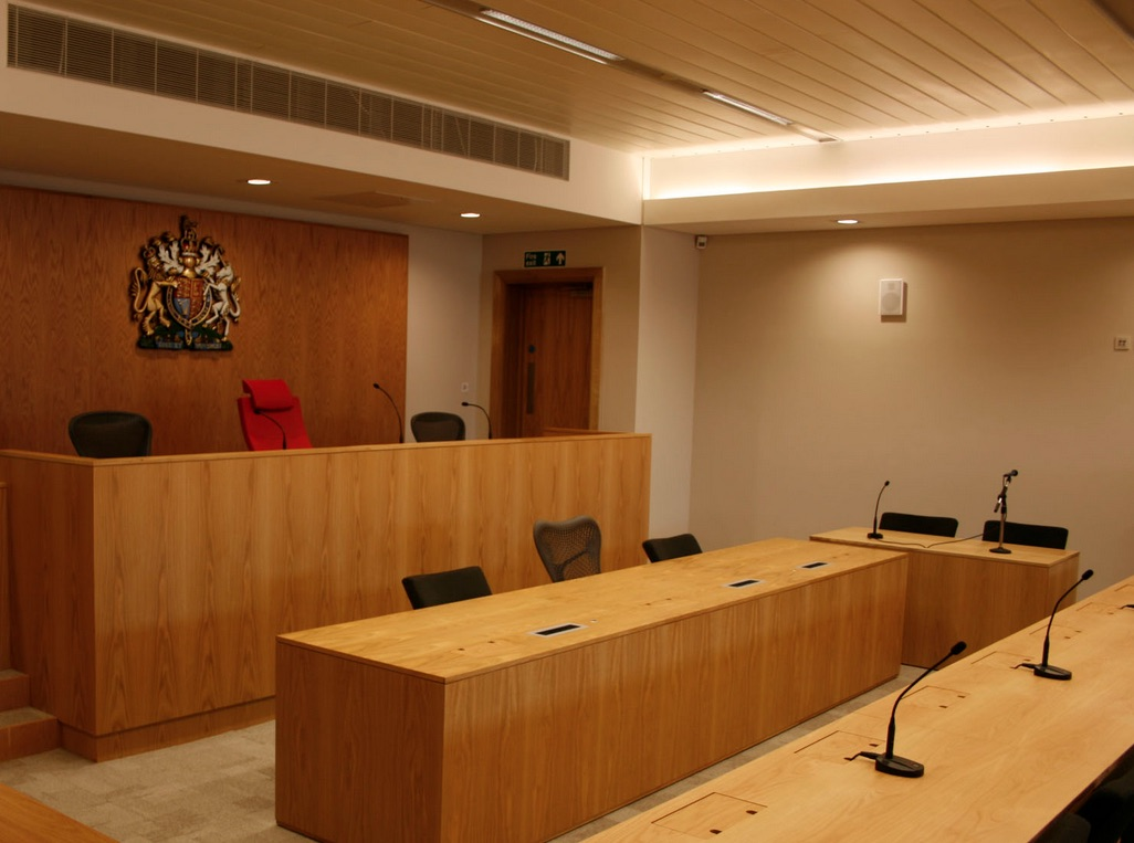 Over half of magistrates courts shut down in last nine years