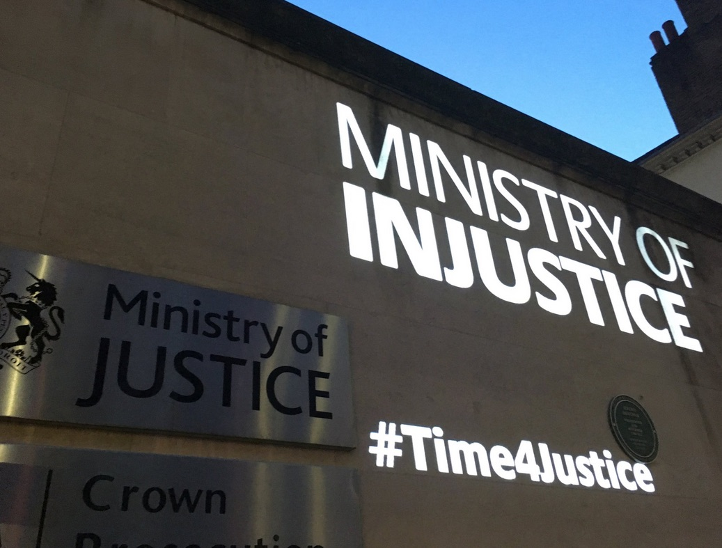 Justice system under pressure as barristers step up protest
