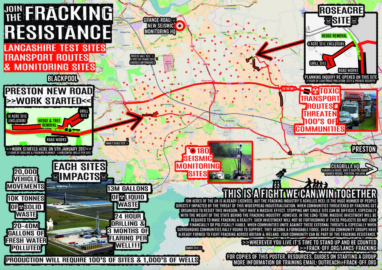'Fracking Three' released after sentences ruled 'manifestly excessive'