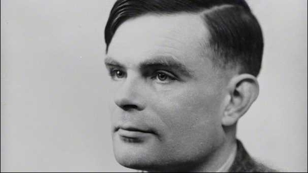 Alan Turing: named the most 'iconic' figure of 20th century