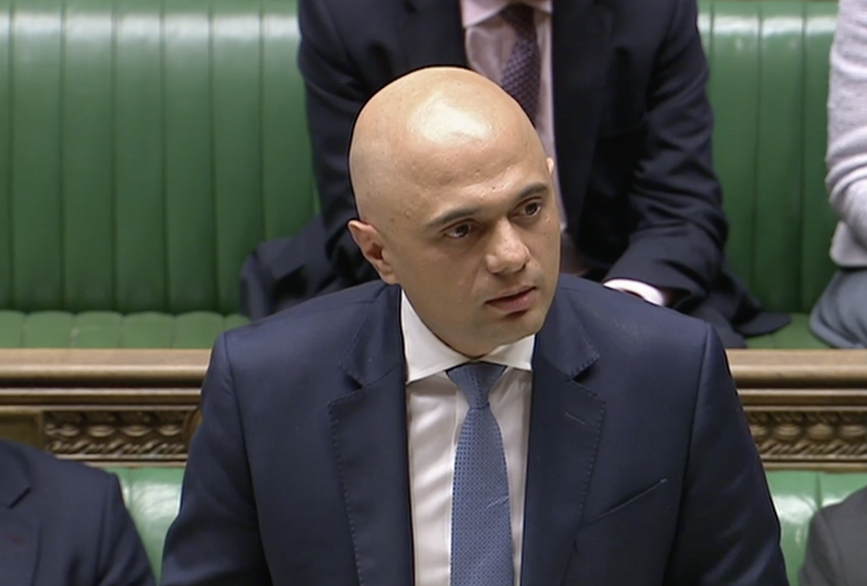 Sajid Javid: MI5 committed 'serious' safeguard breaches