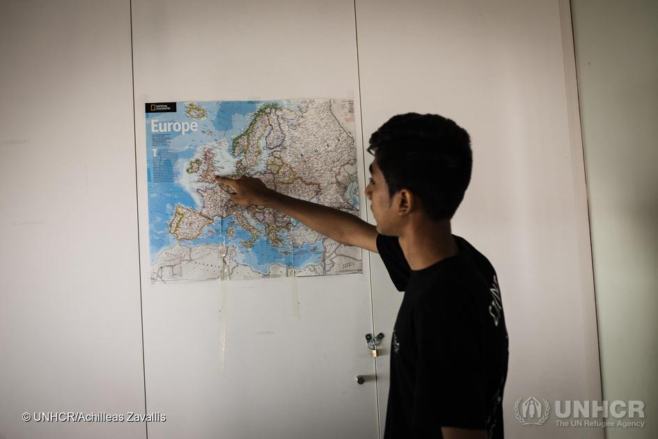 UNHCR report