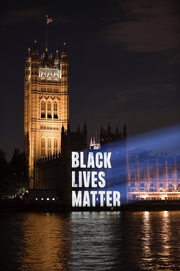 #BlackLivesMatter: 'Moments of global camaraderie are rare. The opportunity must be taken'