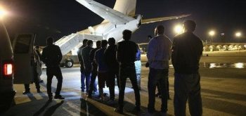 #Jamaica50 deportations go ahead nine hours ahead of schedule