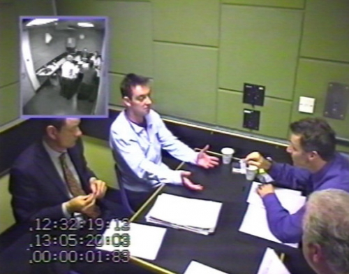 1. Police inerview with Colin 2004