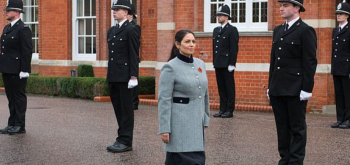 'Targets are back': police officers sceptical about Priti Patel's 'league table'