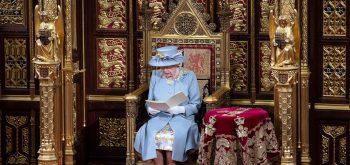 Queen's speech: Government to 'slam door shut on refugees'