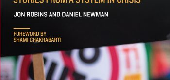 'A call to arms': Austerity justice book published today