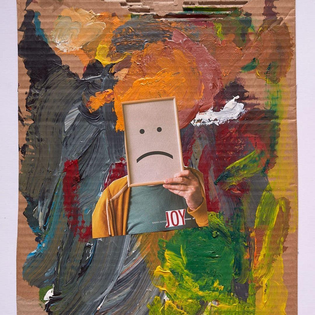 Koestler unhappy face