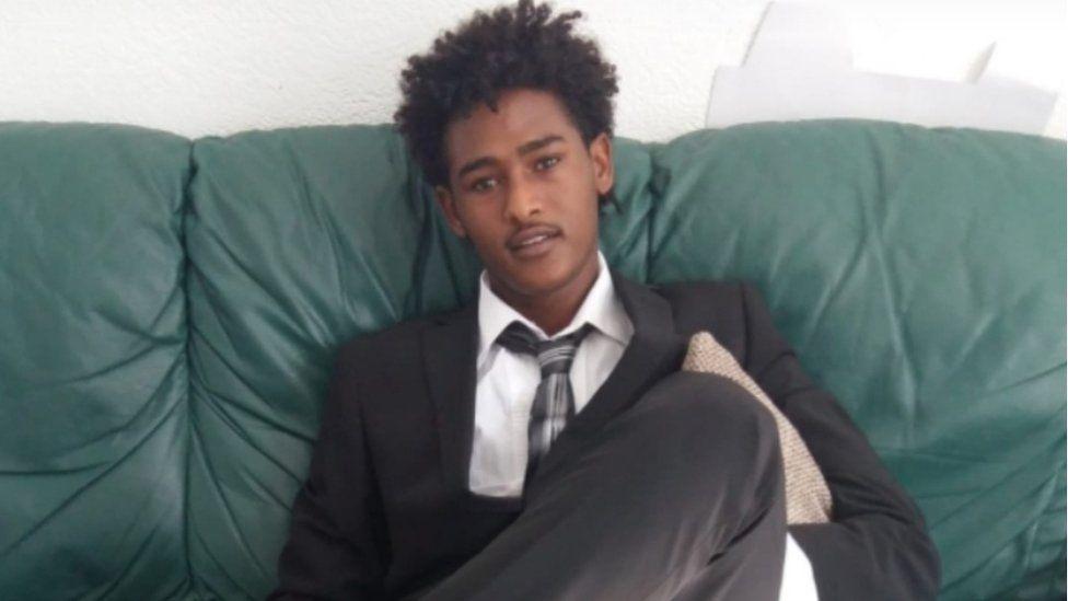 Henok Zaid Gebrssalasie was found dead at a mental health facility